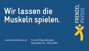 Frenzel Physiotherapie in Bühl